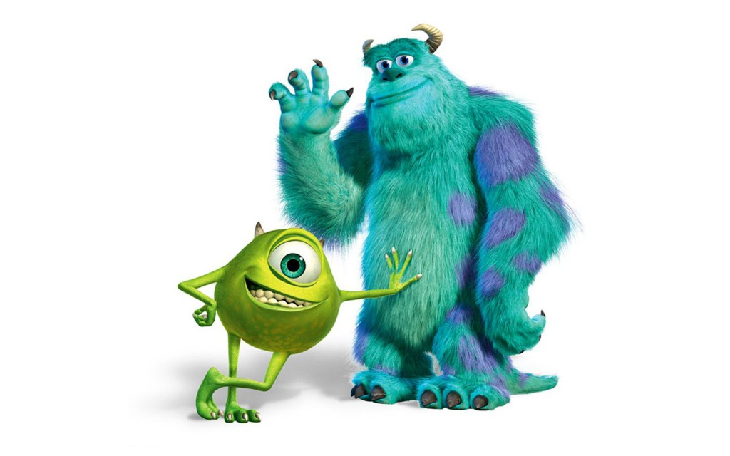 Monsters university animation movie wallpapers usu asl club monsters university animation movie wallpapers voltagebd Images